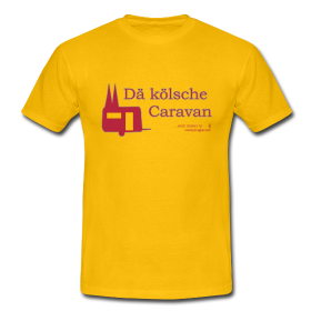 Unser kölscher Caravan.