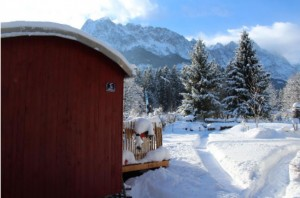 Der Blick im Winter