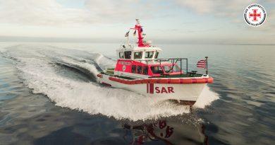 Filmtipp: Seenotretter in Horumersiel erhalten neues Boot