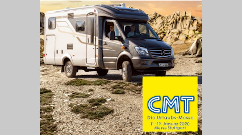 CMD Stuttgart eröffnet Campingjahr
