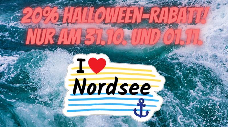 Nordsee-Aufkleber